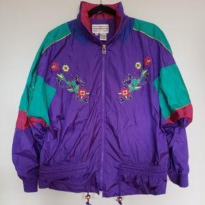 Vintage Jackets & Coats - Vintage // Westbound windbreaker jacket